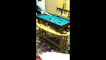 Small Billiards 9-ball