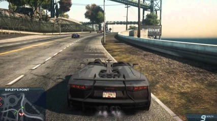 Малко Gameplay Nfs Most Wanted 2012 Dlc