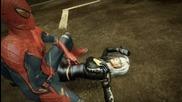 The Amazing Spider-man Black Cat Boss Fight