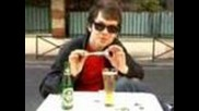 Menton + Bier = Surprise