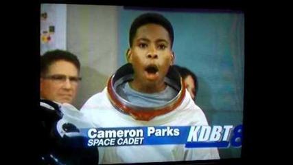 Cameron Parks: Space Cadet