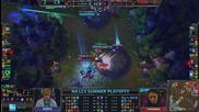 League of Legends - Game of Inches