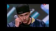 X-фактор Олег Кензов-я люблю тебя до слез
