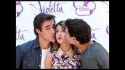 peciale Violetta- Il Cast in Italia! {foto}