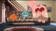 Муш-чуш | свят на Гъмбол | Cartoon Network