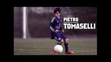 малък футболен гений-pietro tomaselli