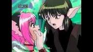 Ichigo and Kisshu - E.t.