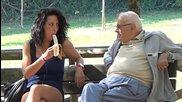 Как се яде банан по женски