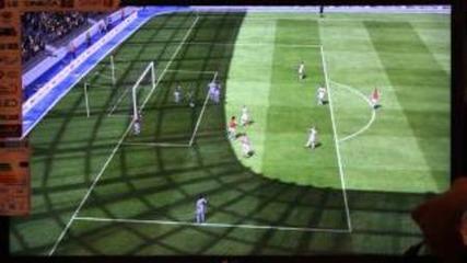 Fifa 13 Първи геймплей (демо)