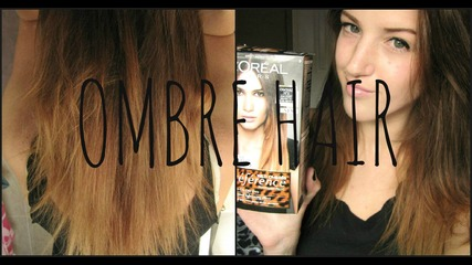 Ombre Hair Demo & Review | L'oreal Preference Wild Ombre