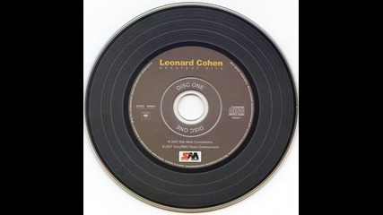 Leonard Cohen Greatest Hits 1967-2004 Cd 1