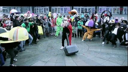 Harlem Shake vs Gagnam Style
