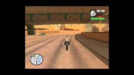 Jus7 Run on Gta-sa
