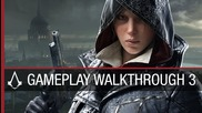 Assassin's Creed Syndicate Gameplay Walkthrough 3 Feat. Evie Frye
