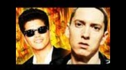 Eminem feat Bruno Mars - Lighters , Parody