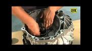 Съединител Luk смяна при 7 скоростни Audi, Vw, Seat, Skoda