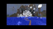 Minecraft 1.9 Huge 500 Tnt Explosion