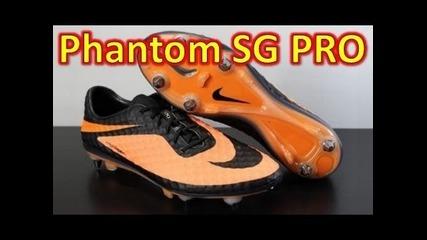 модел бутонки l Nike Hypervenom Phantom l