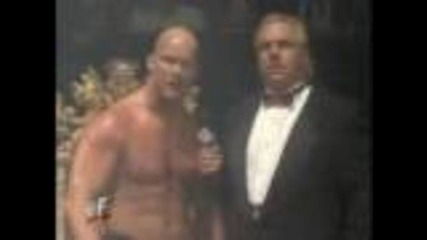 King Of The Ring 1996: The Birth Of Austin 3:16!!!