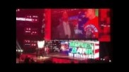 Spoilers for Wwe Raw 7/4/11 John Cena adresses Vince Mcmahon on Cm Punk being suspended