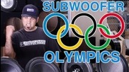 2012 Subwoofer Olympics @ Sonic Electronix - Teaser