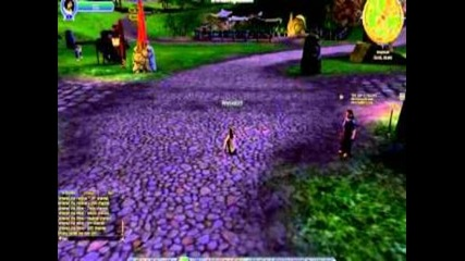 Lord of the Rings Online - Chicken Play :)