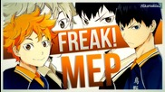 I'm A Freak Mep - Haikyuu! Bishies!