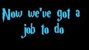 Goodbye Privet Drive ~ Ministry of Magic (lyrics)