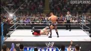 "Wwe 13 Triple H vs Brock Lesnar Simulation Contest -- Finalist ""goreandperkins"""