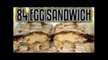 ei taka se pravi Big sandvich