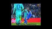 Getaf Vs Barcelona 1-0 --- 26-11-2011