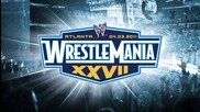 "Wwe: Wrestlemania 27 Theme Song - ""written In The Stars"" by Tinie Tempah featuring Eric Turner"