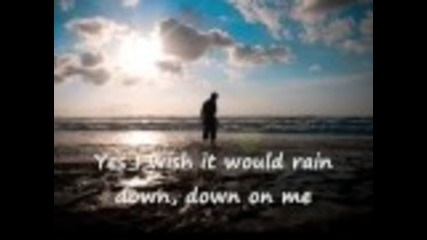 Phil Collins - I Wish it Would Rain Down