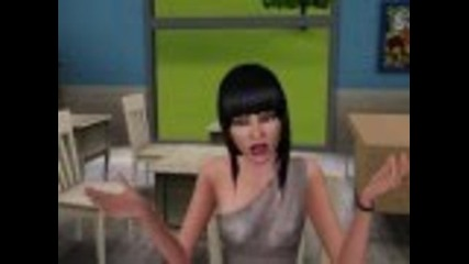 Jessie J - Who's Laughing Now - Sims 3