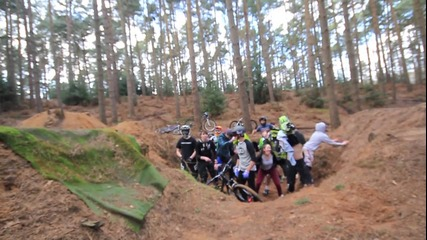 The Best Harlem Shake Mtb Downhill Edition