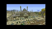 Minecraft Timelapse, episode 4 : Djamila, cit