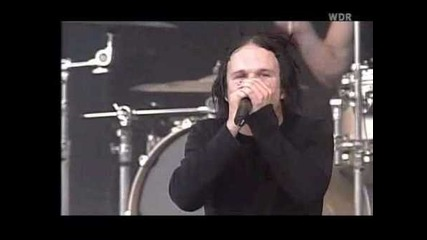 The Rasmus - In The Shadow live