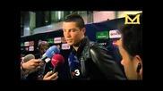 Кристиано Роналдо се оплаква