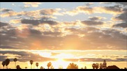Heavenly San Diego Sunrise Timelapse 4k Relaxation Video with Music