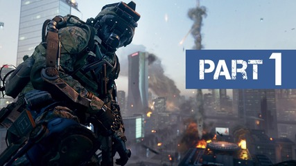Call of Duty Advanced Warfare Gameplay Walkthrough Part 1