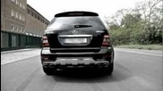 Xhaust: Mercedes-benz Ml 63 Amg Exhaust Sound & 0-100 km/h