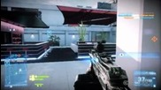 Bf3: Close Quarters - Conquest Domination on Ziba Tower Gameplay