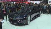 Italdesign Giugiaro Gea concept - World Debute - 2015 Geneva Motor Show