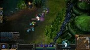 League Of Legends | еп.1 First Time Evelyn Qudra !!