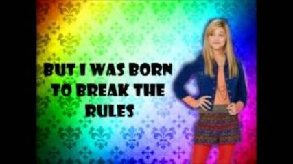 Olivia Holt - Nothing gonna stop me now