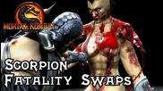 Mortal Kombat 9 'scorpion Fatality Swaps (2/2)' [1080p] Pc Mods True-hd Quality