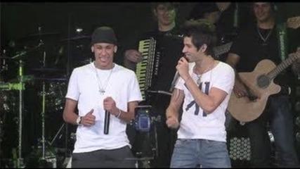 Gusttavo Lima & Neymar - Balada