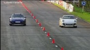 Porsche 911 Turbo Proto 1000 vs Nissan Gt-r vs Porsche 9ff vs Porsche 911 Pp-performance