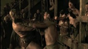 """Spartacus """"kill Them All"""" Diamond Eyes Music Video (hd) - R.i.p Andy Whitfield"""