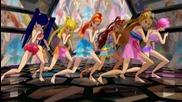 Club Winx - Gangnam Style -- Клуб Уинкс - Гамнам стил